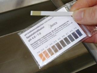 Kit bandelette test pH eau
